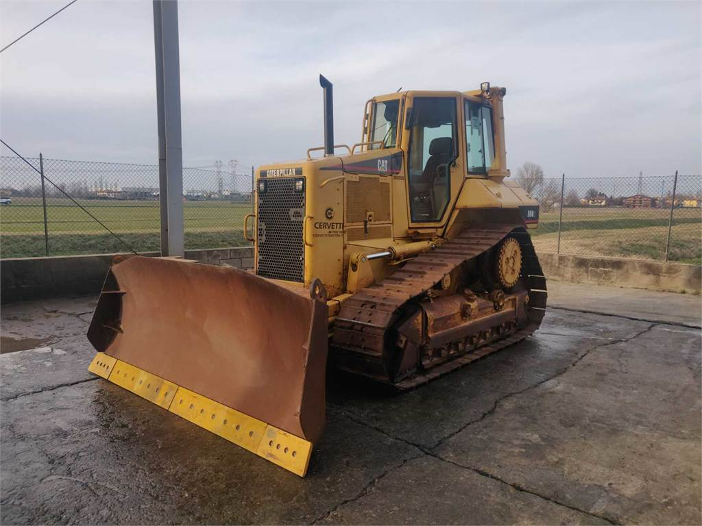 Caterpillar D6N XL, Crawler dozers, Construction Equipment