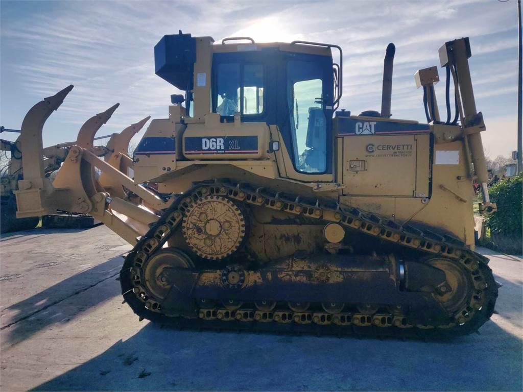 Caterpillar D6R II XL, Dozers, Construction Equipment