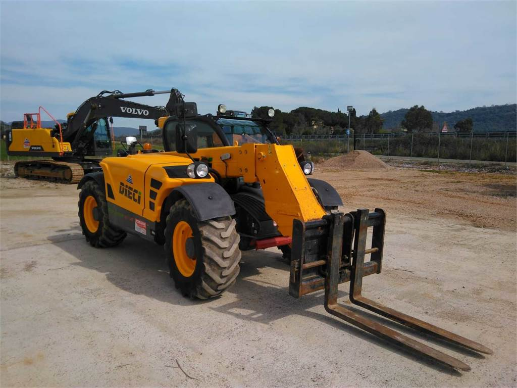 Dieci Agrifarmer 28.7, Telescopic Handlers, Construction Equipment