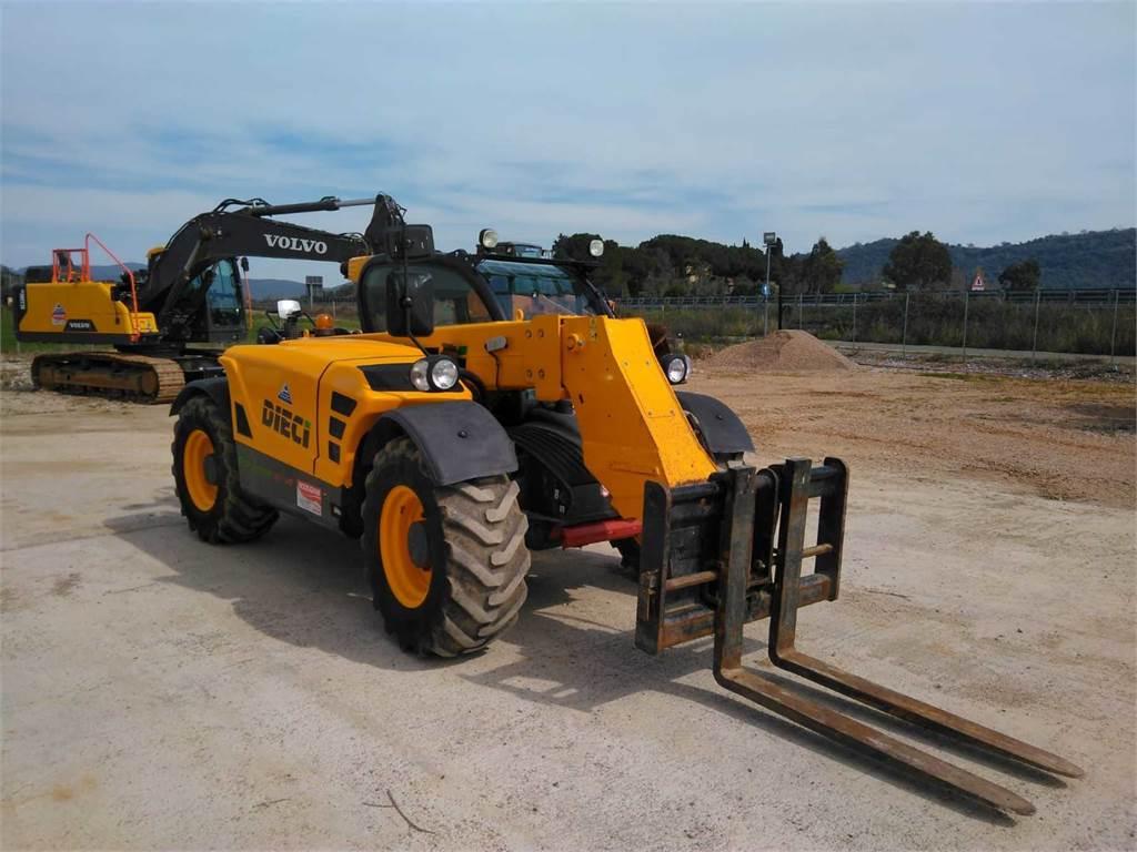 Dieci Agrifarmer 28.7 VS, Telescopic Handlers, Construction Equipment