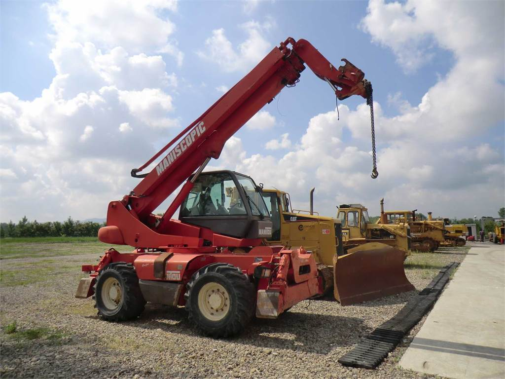 Manitou 15.42, Telescopic Handlers, Construction Equipment