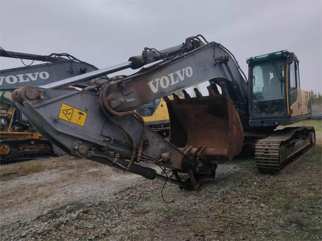 Volvo EC210C NL, Crawler Excavators, Construction Equipment