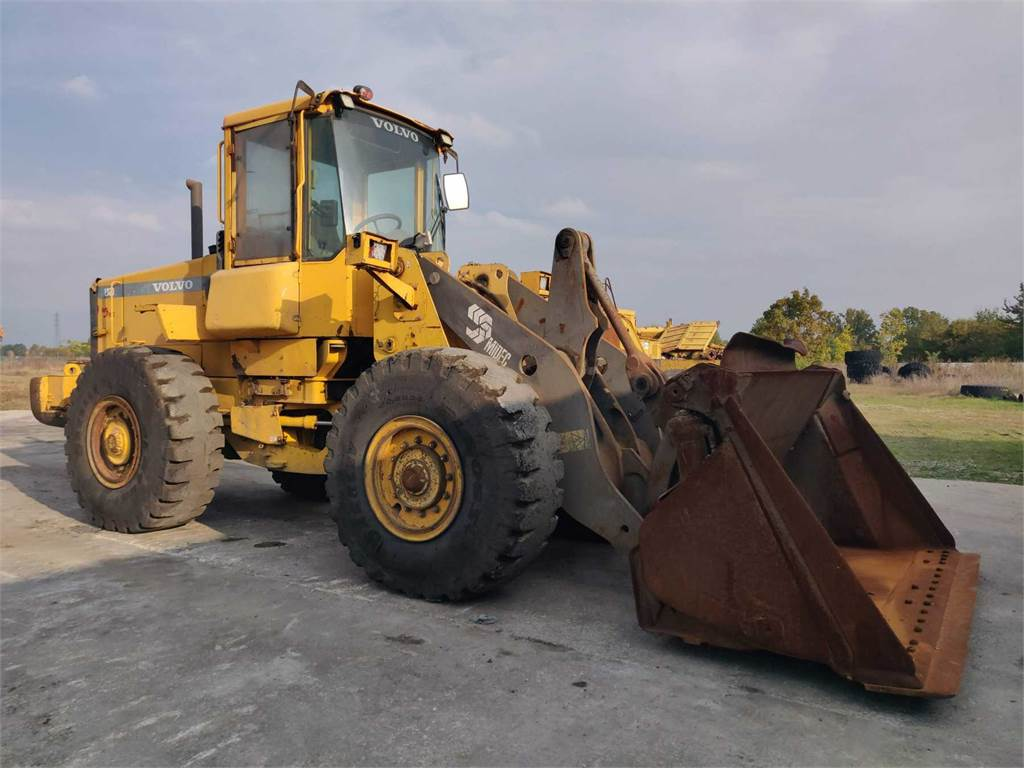 Volvo L90D, Wheel Loaders, Construction Equipment