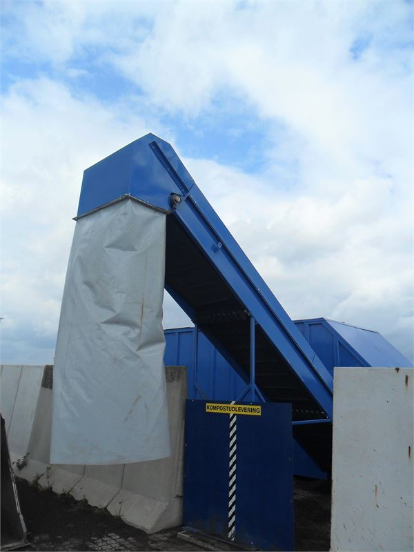 [Other] ReTec Materiale doserer, Waste sorting equipment, Construction
