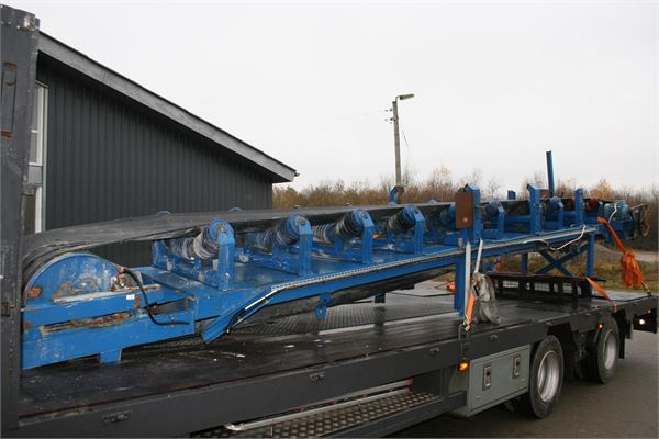 [Other] Transportbånd, V-bånd, Conveyors, Construction