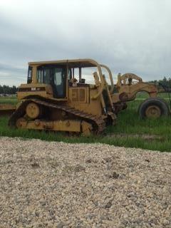 Caterpillar D6R LGP, Bulldozers, Construction & Mining Equipment