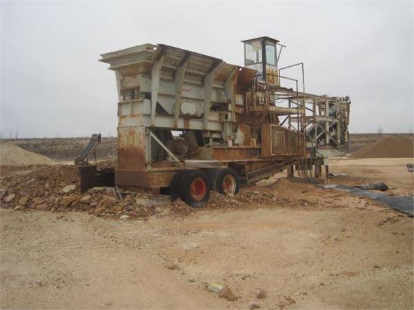 Cedarapids 3633, Crushers, Construction & Mining Equipment
