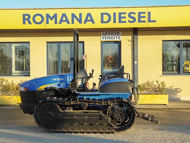 New Holland AGRICOLT TK 80 M