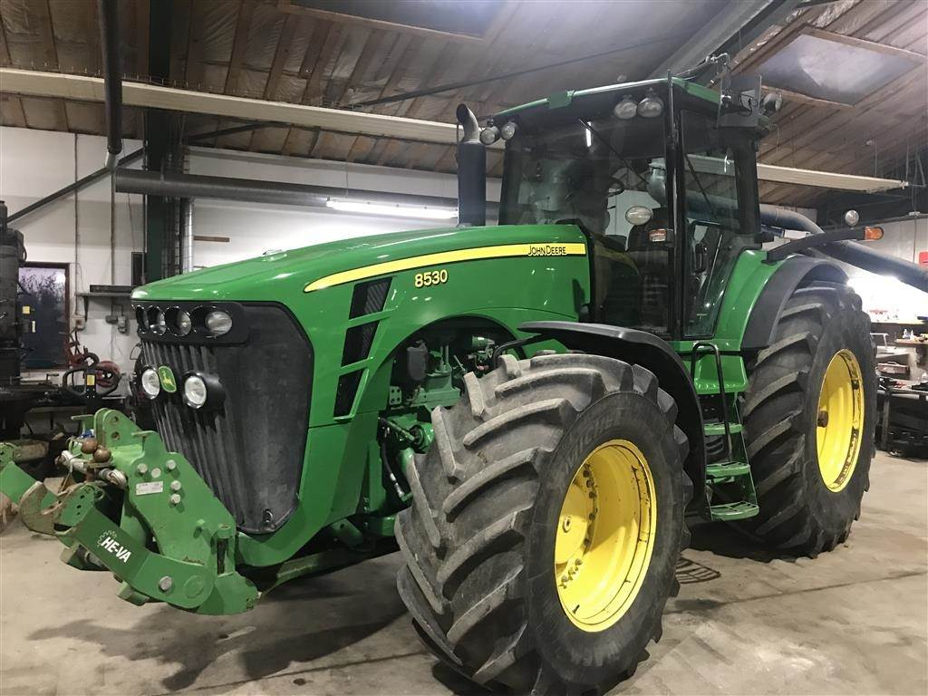 John Deere 8530 HIGH SPEC