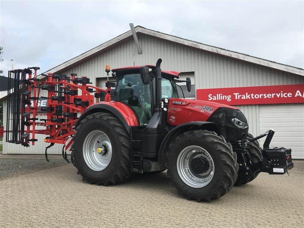 Case IH Optum 300 CVX Demo, Traktor.