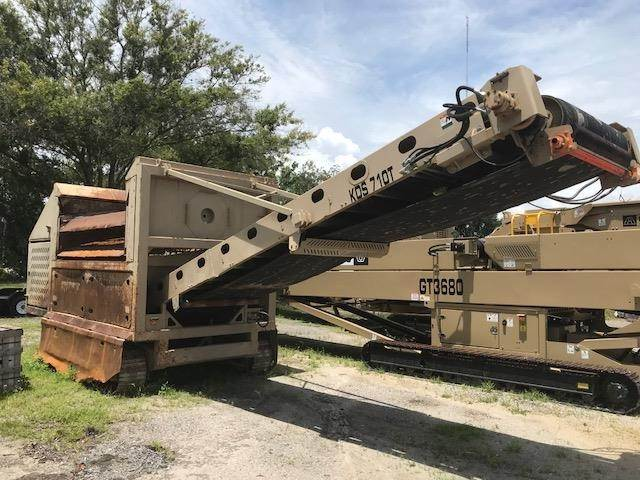 Astec KDS710T, Screeners, Construction Equipment