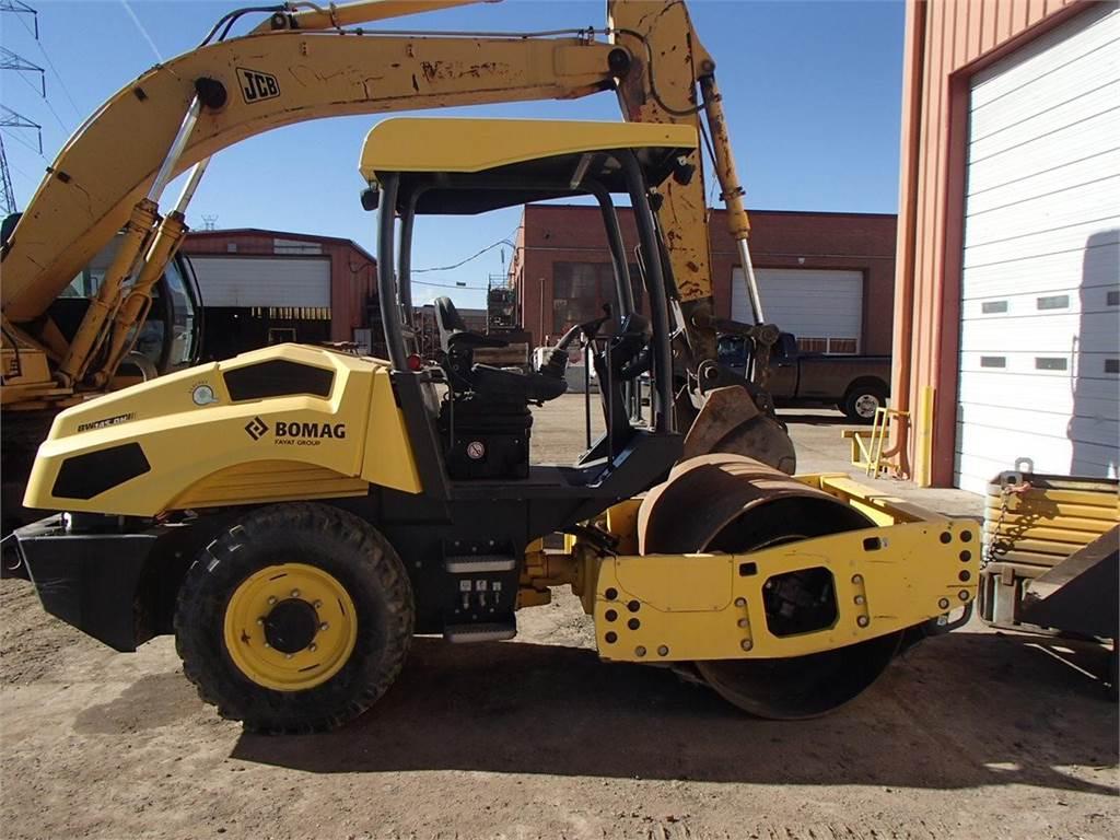 Bomag BW145DH-5, Asphalt Compactors, Construction Equipment