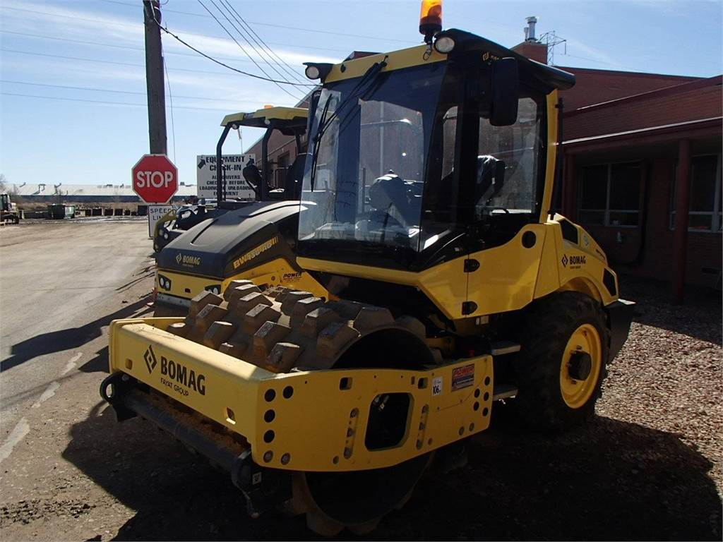 Bomag BW145PDH-5, Soil Compactors, Construction Equipment