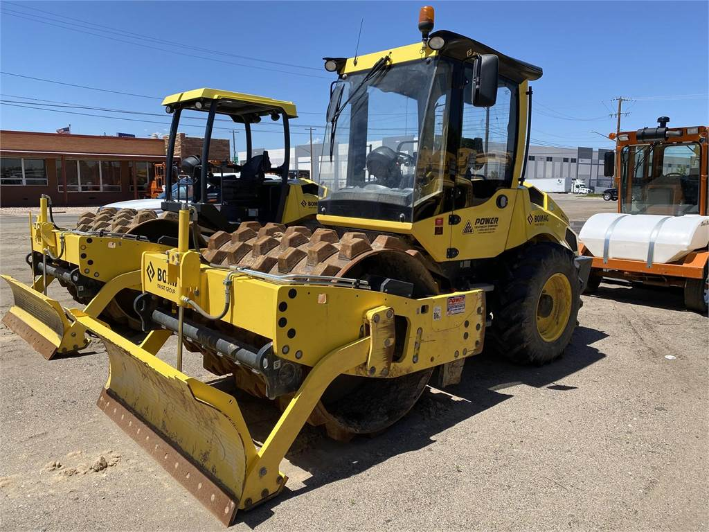 Bomag BW177PDH-5, Soil Compactors, Construction Equipment