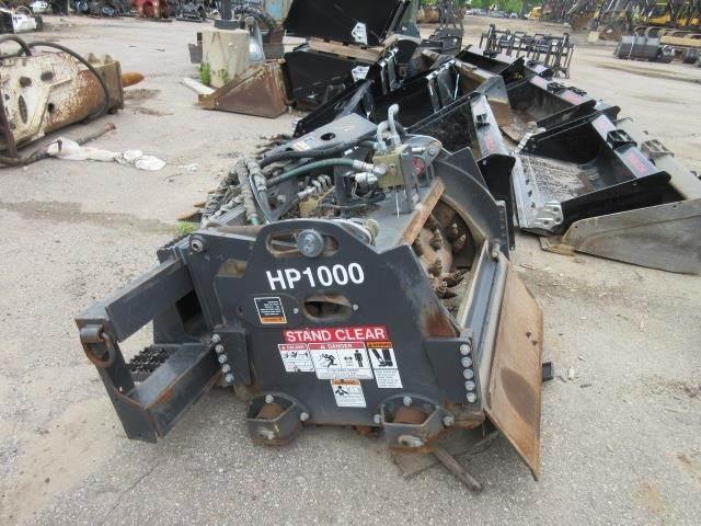 Bradco 103030, Asphalt pavers, Construction Equipment