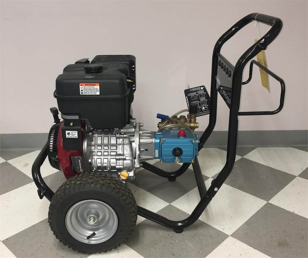 Briggs & Stratton 020258, High pressure washers, Grounds Care