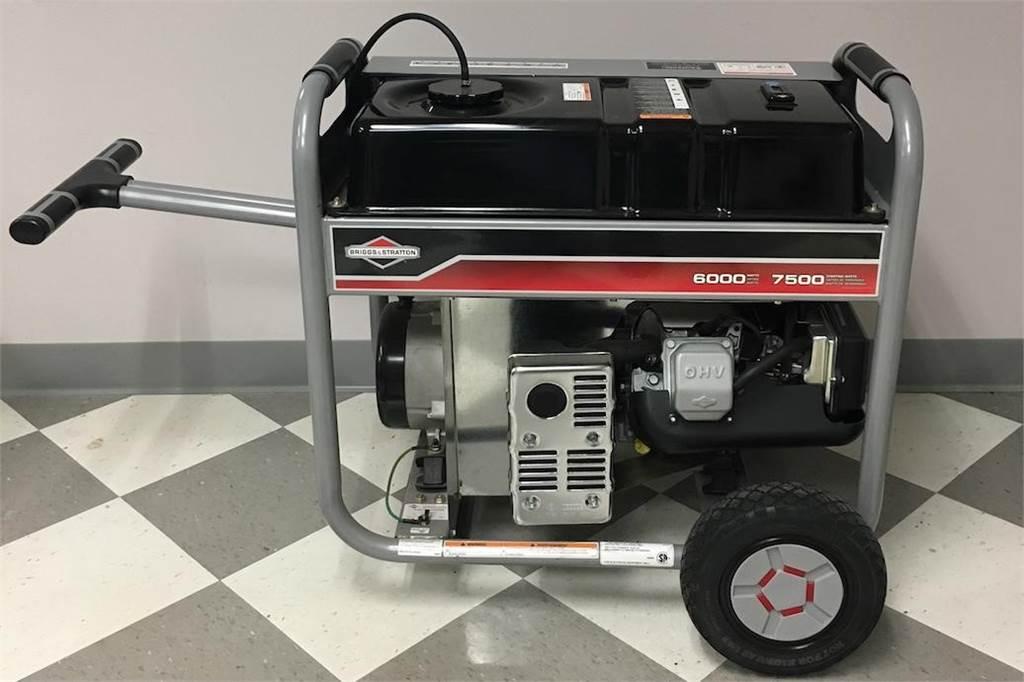 Briggs & Stratton 030469, Diesel Generators, Construction Equipment