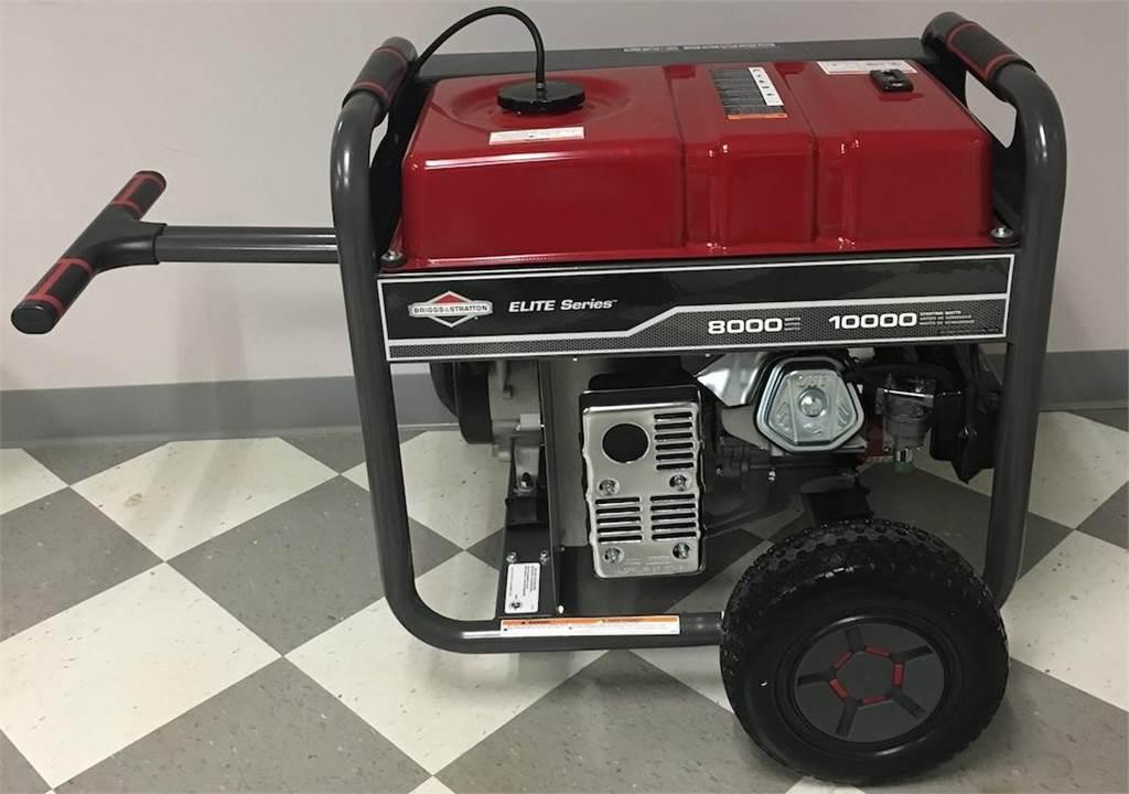 Briggs & Stratton 030471, Diesel Generators, Construction Equipment