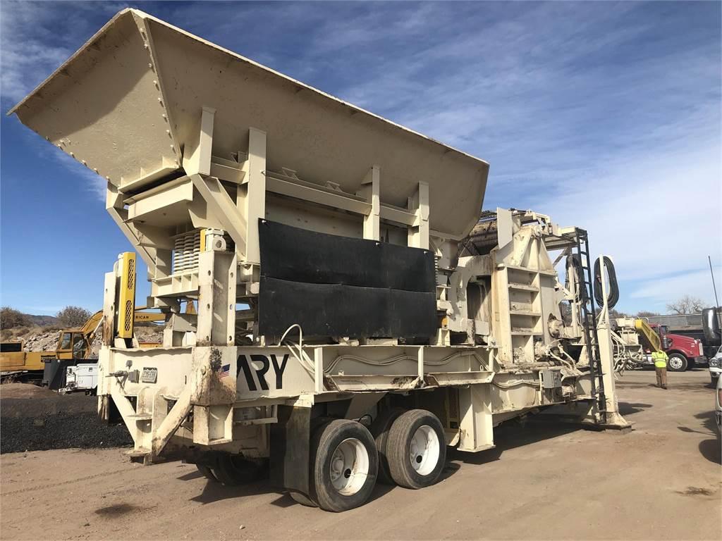 Brown Lenox 32x42, Crushers, Construction Equipment