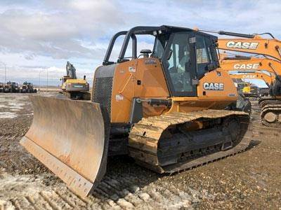 CASE 1150M, Crawler dozers, Construction Equipment