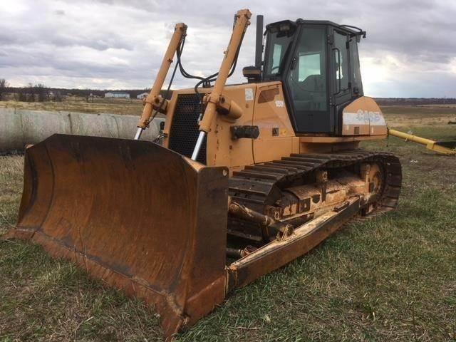 CASE 1850K, Crawler Dozers, Construction Equipment
