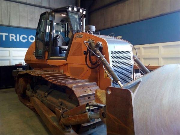 CASE 2050M, Dozers, Construction Equipment