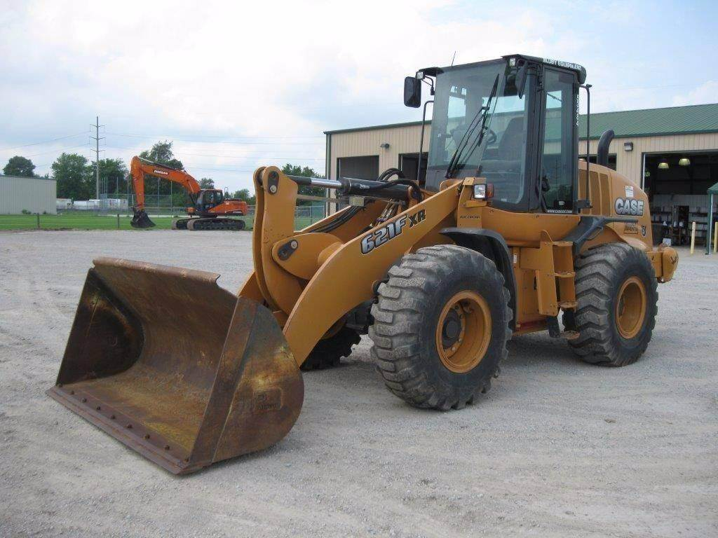 CASE 621F XR, Wheel Loaders, Construction Equipment