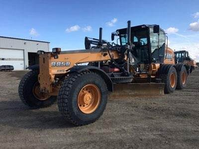 CASE 885B, Motor Graders, Construction Equipment