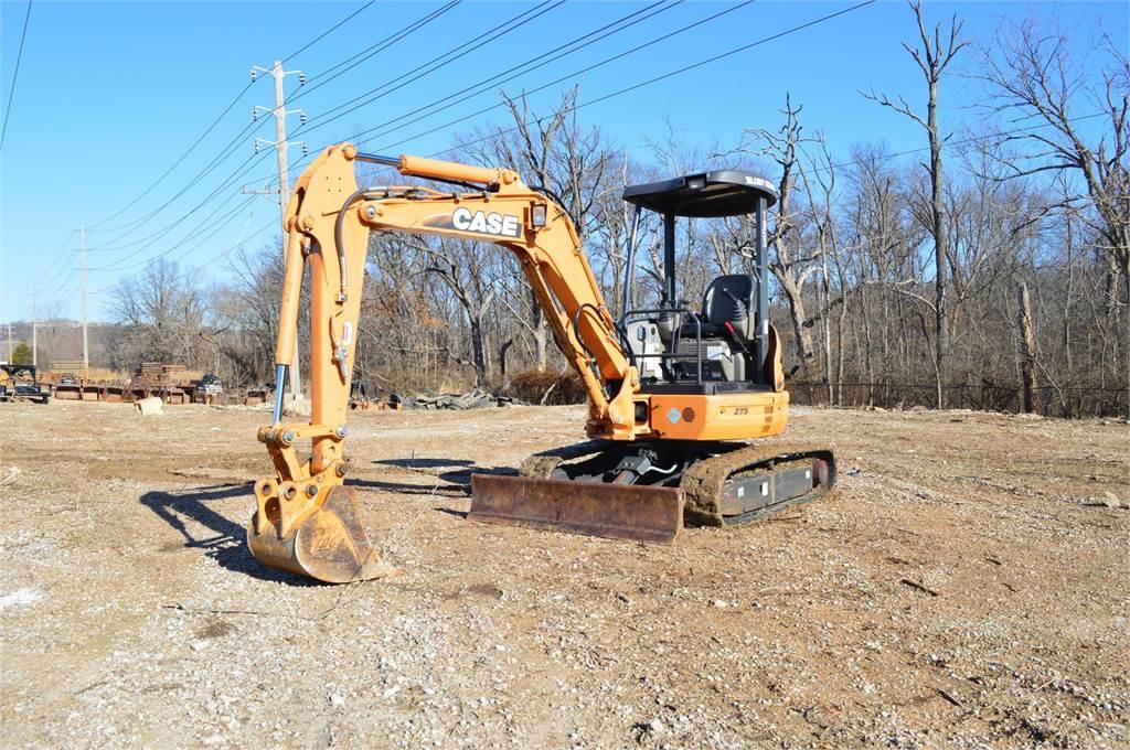 CASE CX36B, Mini Excavators <7t (Mini Diggers), Construction Equipment