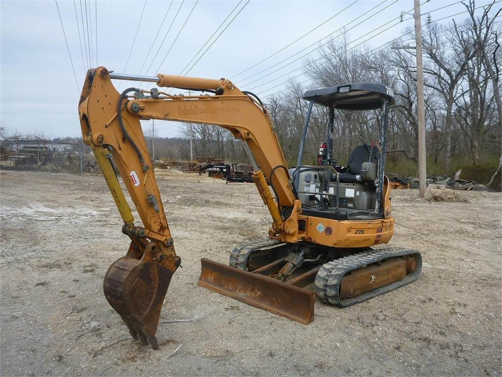 CASE CX36B ZTS, Mini Excavators <7t (Mini Diggers), Construction Equipment