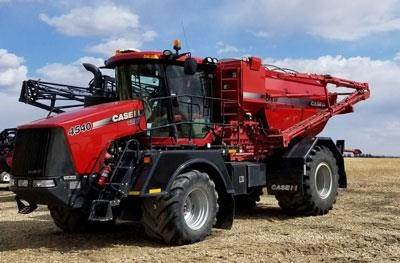 Trailed sprayers - Farm equipment - Volvo CE Americas Used