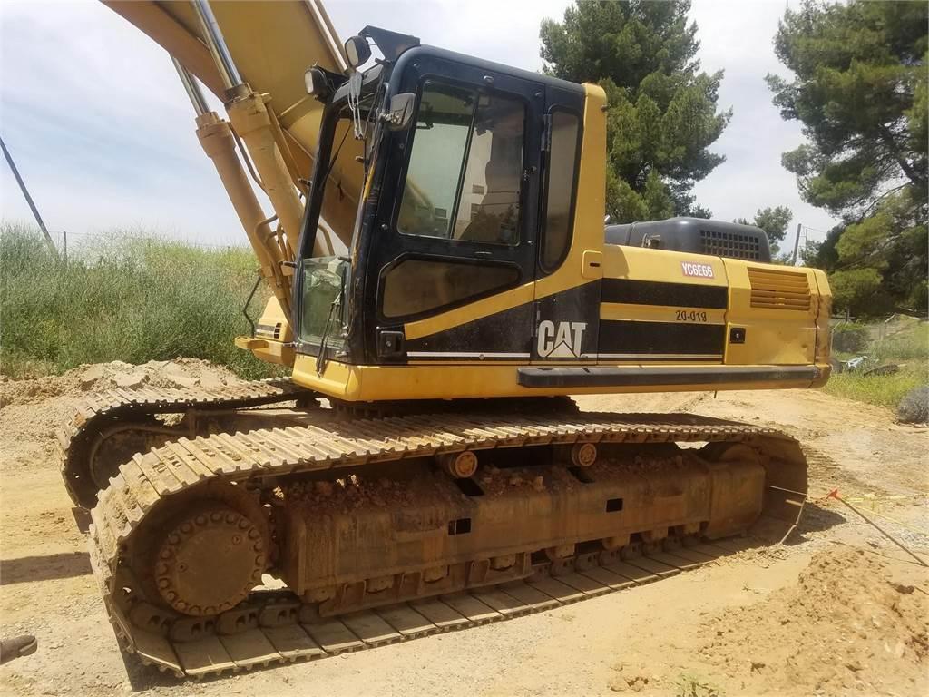 Caterpillar 330BL, Crawler Excavators, Construction Equipment
