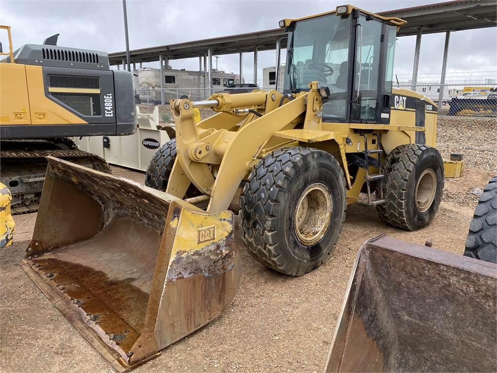 Caterpillar 938G, Wheel Loaders, Construction Equipment