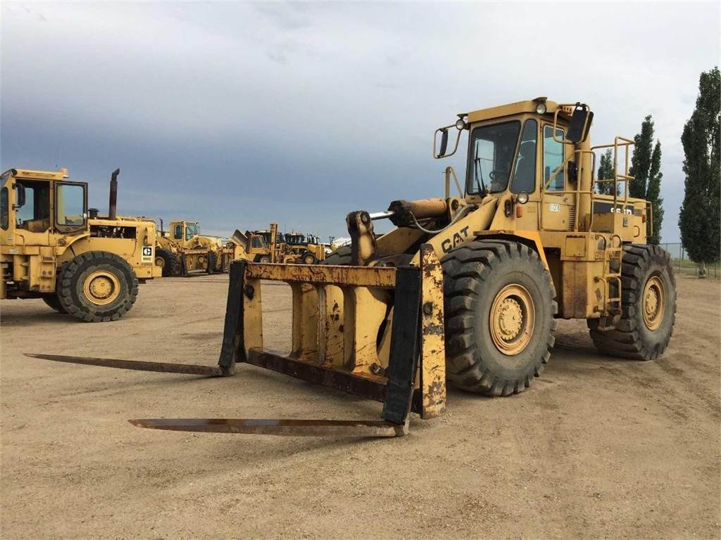 Caterpillar 966D, Wheel Loaders, Construction Equipment