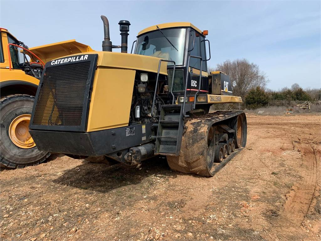Caterpillar CH85C, Pipelayers, Construction Equipment
