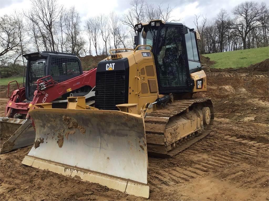 Caterpillar D4K2 XL, Crawler dozers, Construction Equipment