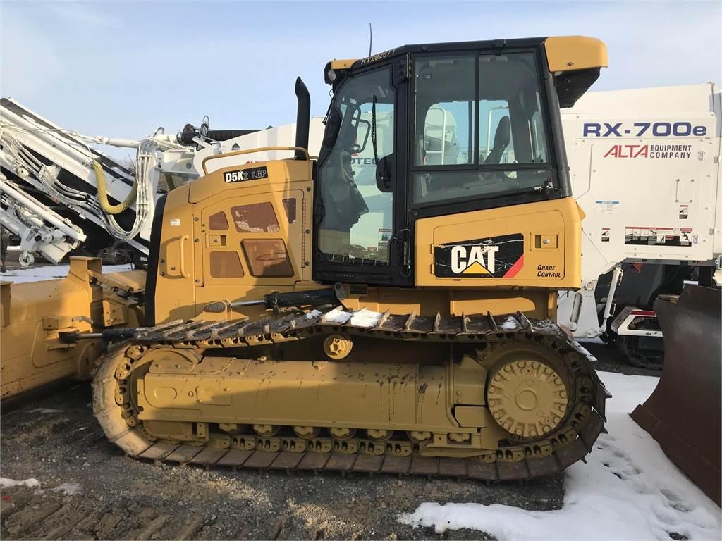 Caterpillar D5K2 LGP, Crawler dozers, Construction Equipment