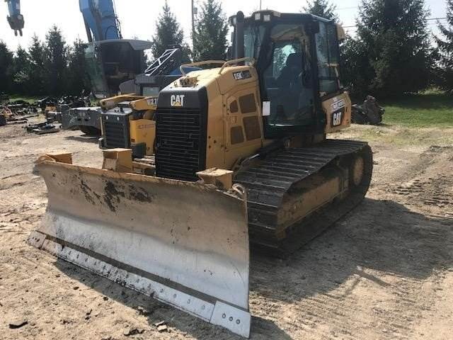 Caterpillar D5K2 LGP, Crawler dozers, Construction Equipment