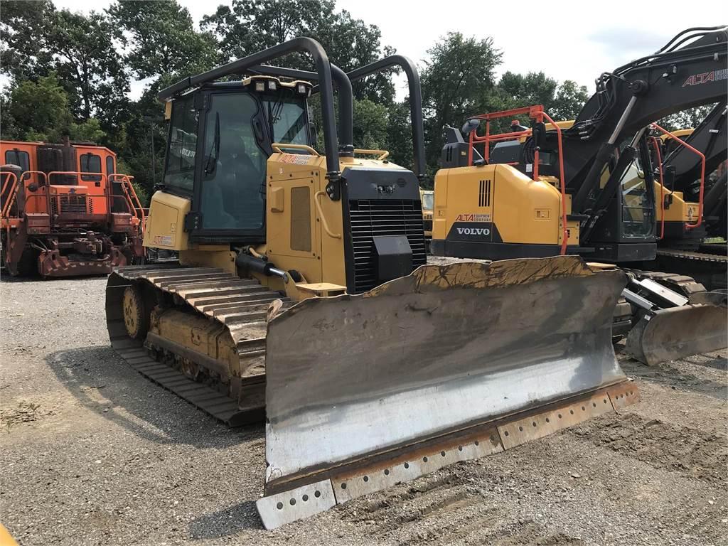 Caterpillar D6K LGP, Crawler dozers, Construction Equipment