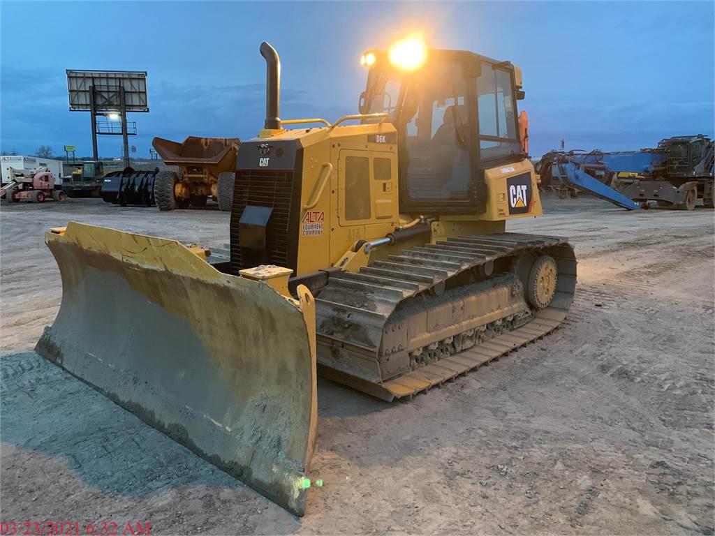 Caterpillar D6K2 LGP, Crawler dozers, Construction Equipment