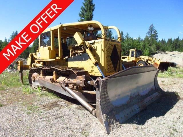 Caterpillar D8K, Dozers, Construction Equipment