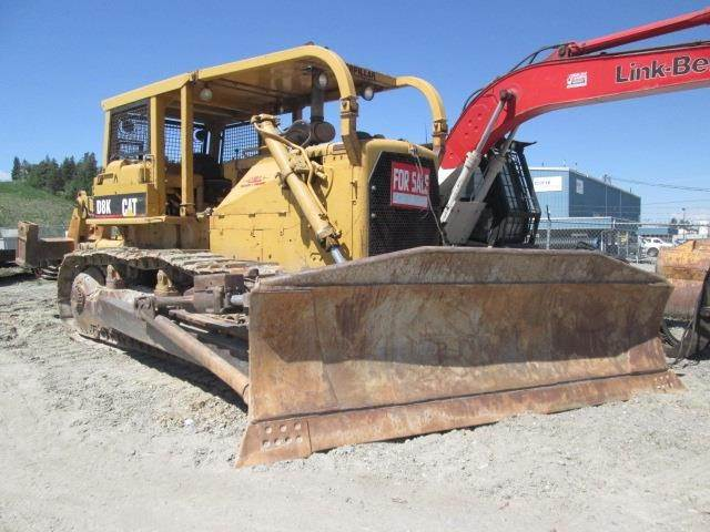 Caterpillar D8K, Dozers, Construction Equipment