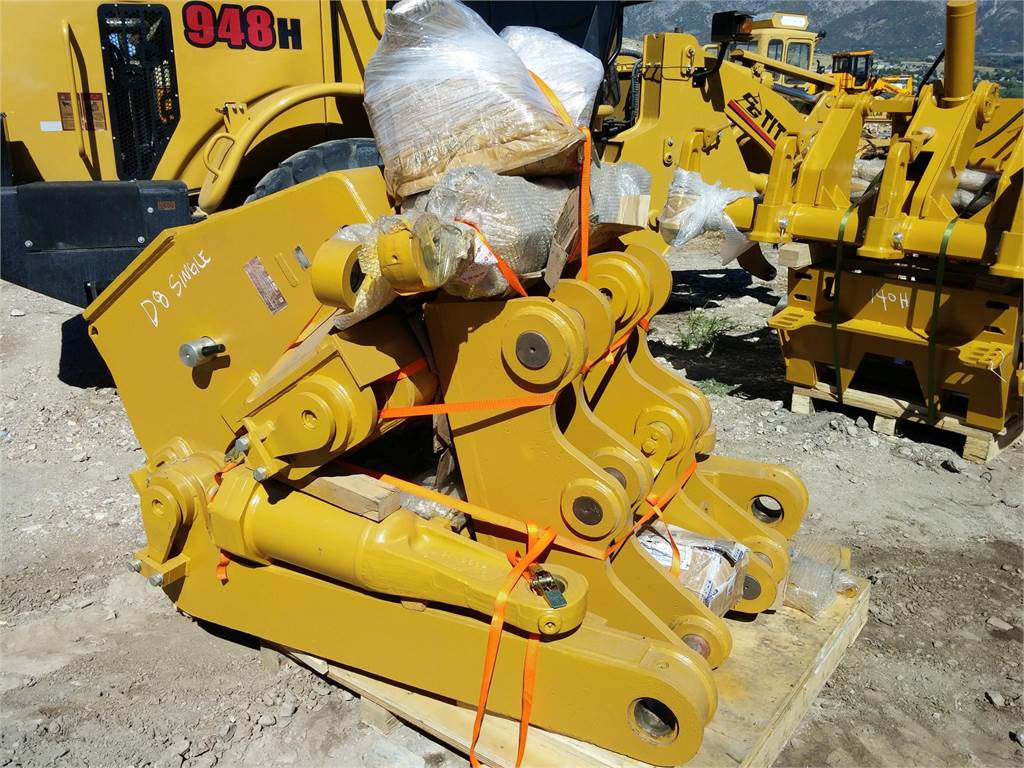 Caterpillar D8SS, Rippers, Construction Equipment