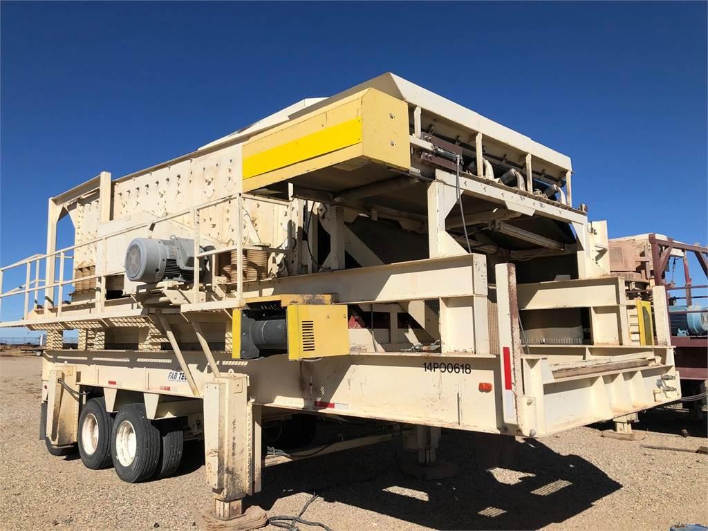 Cedarapids LJ-TSV8203-38, Screeners, Construction Equipment