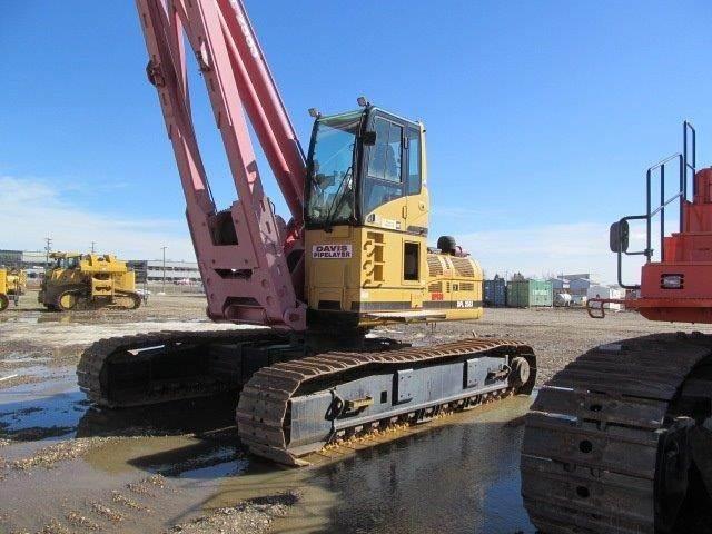 Davis DPL-2583, Pipelayers, Construction Equipment