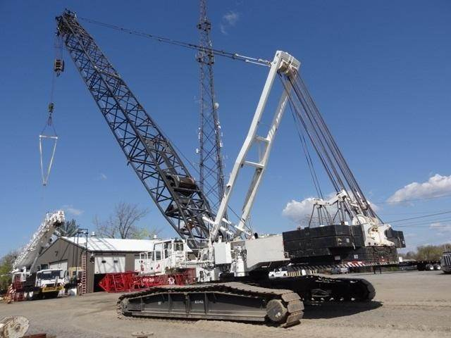 Demag CC1800, Other, Construction Equipment