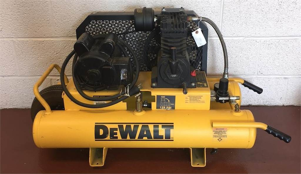 DeWalt D55170, Compressors, Construction Equipment