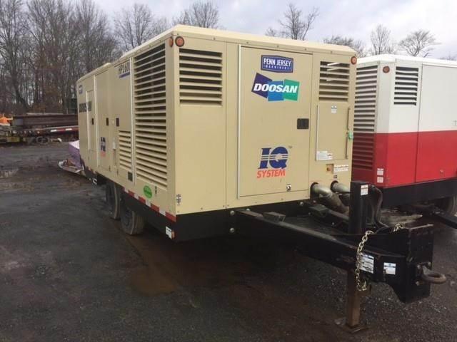 Doosan HP1600WCU, Compressors, Construction Equipment