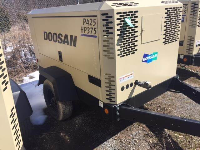 Doosan P425/HP375WCU-T4I, Compressors, Construction Equipment