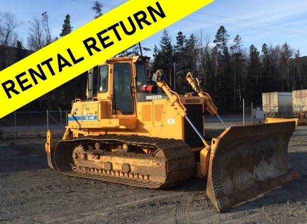 Dressta TD14M, Dozers, Construction Equipment